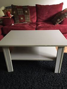 Matching Light Grey Coffee tables
