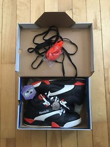 Deadstock Retro Reebok Victory Pumps *new with box