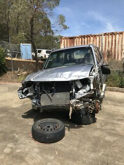 2004 stat write off Pajero