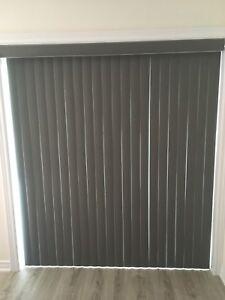 Brand New X2 Patio Door Blinds