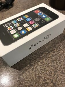 iPhone 5s space grey 16g Rogers
