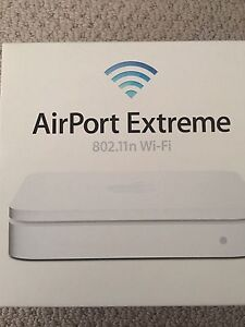 AirPort Extreme wireless router