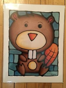 Kathy Lycka artwork, kids prints, new