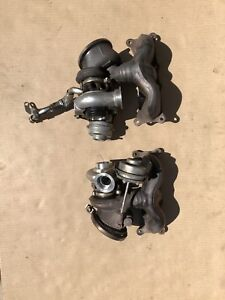 BMW n54 replacement twin turbos