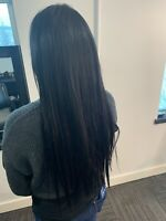 FULL HAIR EXTENSIONS PACKAGE INCLUDES INSTALLATION BOOK NOW