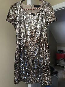 Forever 21 Sequinned Dress