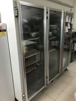 3 door fridge