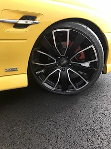 "Holden Commodore Advanti Tourer 20"" inch Rims & Wheels Campbelltown Campbelltown Area Preview"