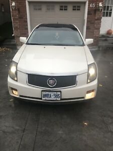 ***MINT CONDITION 07 CADILLAC CTS LOW KM***
