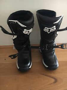 Fox comp 5 moto boots Butler Wanneroo Area Preview