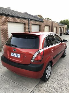 Kia Rio 2008 with roadworthy and 4 month rego hatchback Dandenong Greater Dandenong Preview