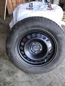 Snow tires. Chevy aveo. 195/65r15
