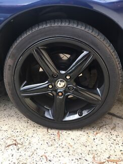 """Wanted: Wanted 18x8"""" VT series Holden wheel just one!"""