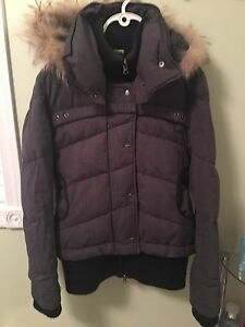 Soia and Koy down jacket