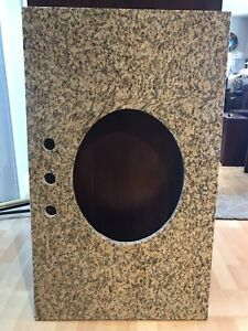 Granite counter for sink (sink included-never used )