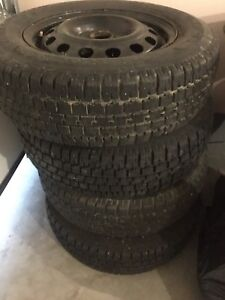 Winter tires for sale. 185/70/14