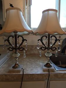 Very old lamps