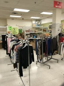 Fixtures Blowout Liquidation Store Closing Bulk Merchandise