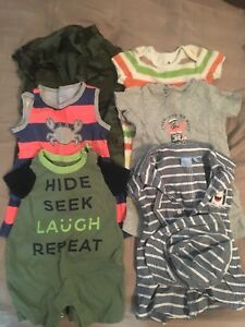 Boys 3-6month Summer Lot-$15 for all of it!