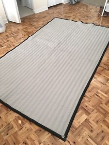Audimute - sound absorbing sheets x3