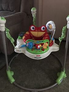 Fisher Price Jumperoo Fitzgibbon Brisbane North East Preview