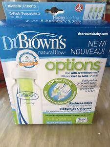 Brand new dr. Brown bottles for sale