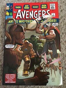 Avengers Omnibus vol 1