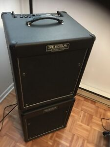 Mesa boogie walkabout combo + cab