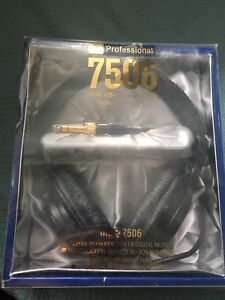Headphone - Professional MDR-7506