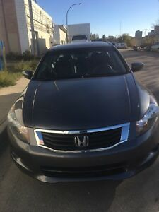 2010 HONDA ACCORD EX SERIES V6 4DR  Grey colour