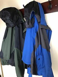 2 Columbia Winter Jacket XL