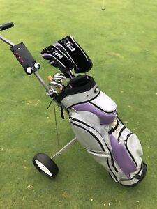 Golf Clubs RH Ladies XTECH Amazing Condition