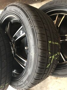 Almost Nee Rims & Tires
