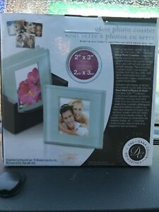 Picture coasters 4 pack brand new in box