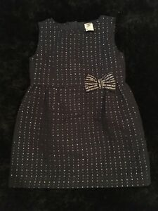 Carter's dress worn once. Size 2T