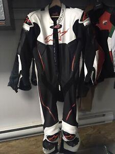 Alpinestars ATEM race suit one piece 52 Medium Large