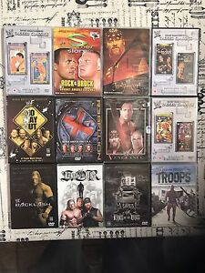 Very rare WWE DVDs (39 DVDs) Tullamarine Hume Area Preview