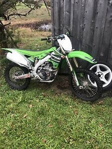 2012 kx450f-priced to sell!