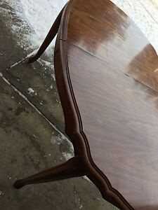 Older French Provincial wooden style table