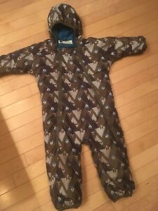 MEC bunting suit (18 mo) SOLD PPU