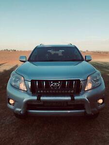 2012 Toyota prado altitude