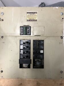 125a main breaker panel