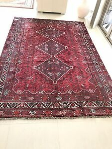 Large Oriental Persian Handmade Rug Castle Hill The Hills District Preview