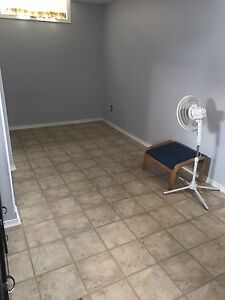2 large bedroom basement for rent in Amherstview!