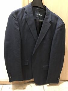 Rodd & Gunn Navy Blue Sports Sport Jacket Medium M