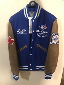 Blue Jays Roots Varsity Jacket award