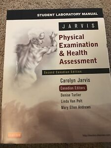 Jarvis Physical Examination & Health Assessment 2nd edition