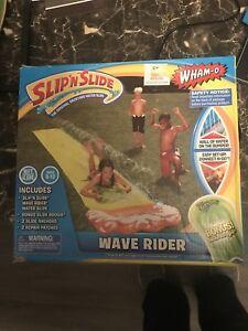 Brand new slip and slide