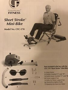 Continuing FITNESS Resistance Chair Exercise System