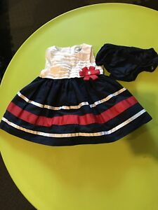 Cute baby girl dress 3-6M